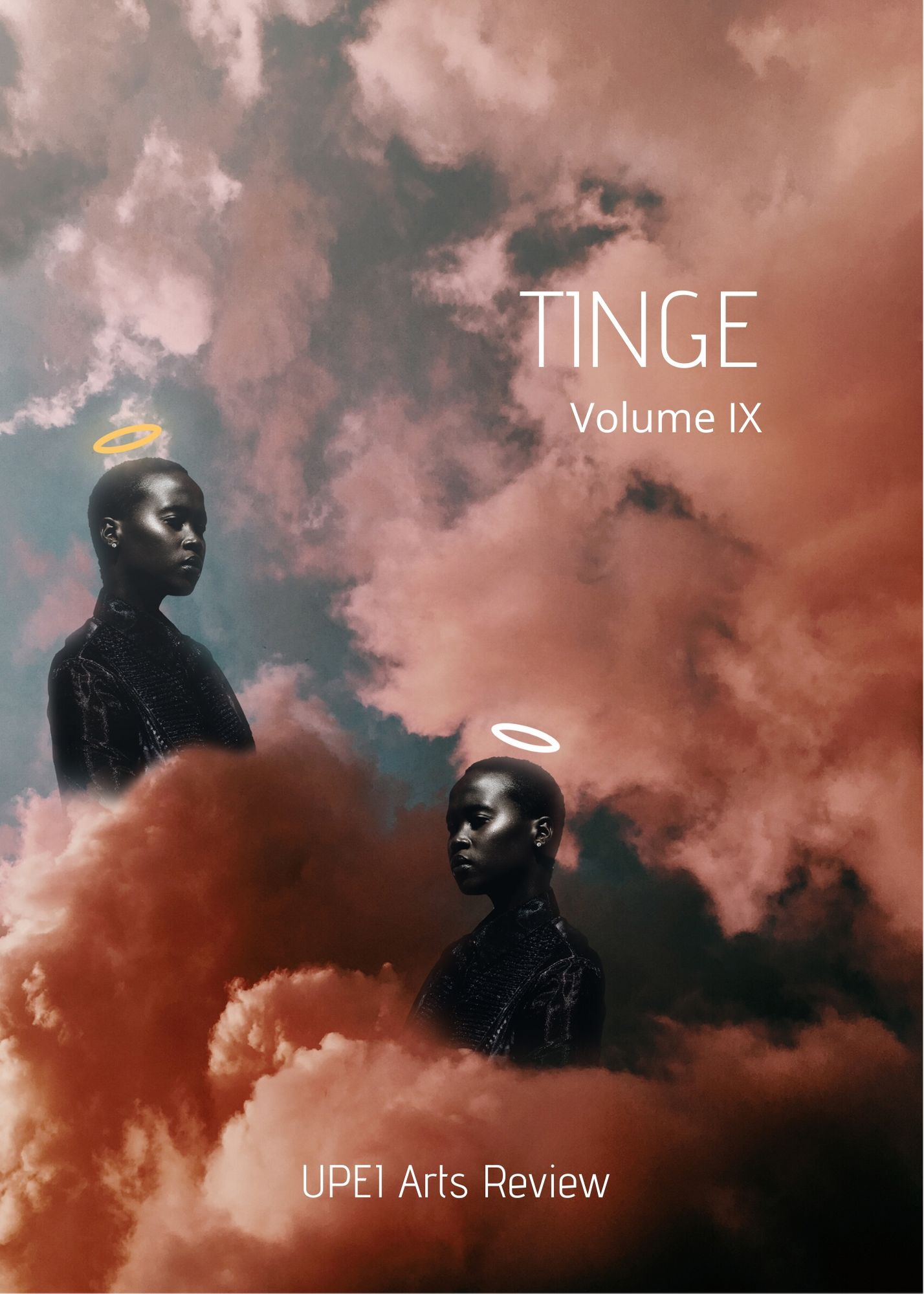 Cover image for Tinge