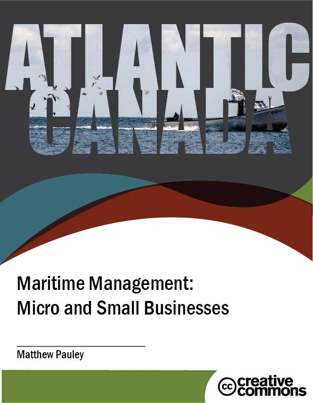 Cover image for Maritime Management: Micro and Small Businesses